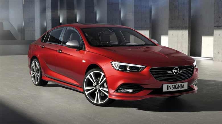Nova Opel Insignia debituje na Salonu automobila u Ženevi