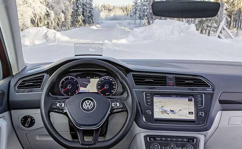 VW vetrobransko staklo