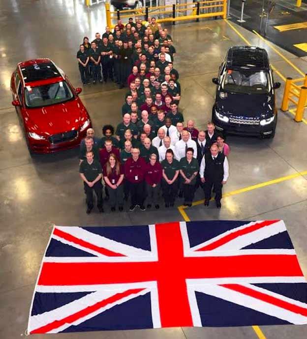 Jaguar - Land Rover