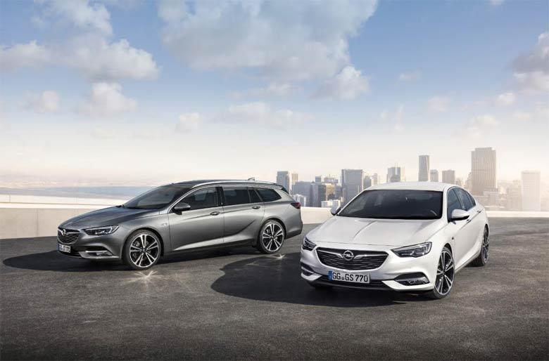 Nova Opel Inginija Grand Sport