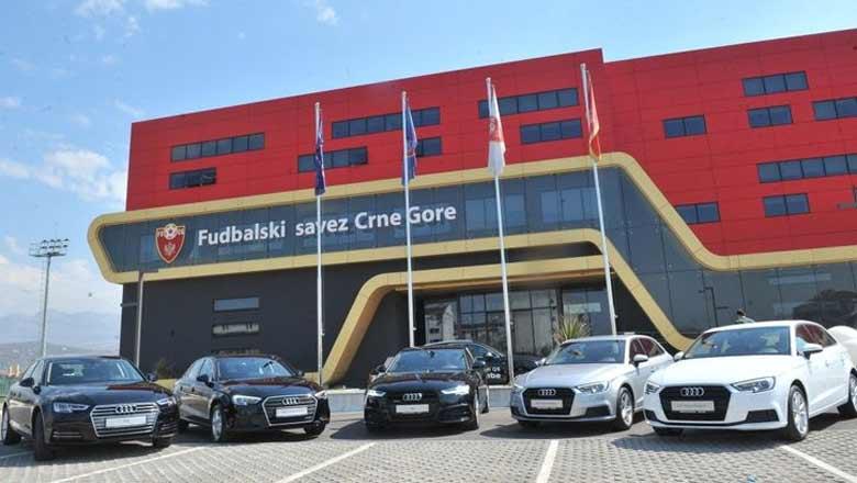 Audi za Fudbalski savez Crne Gore