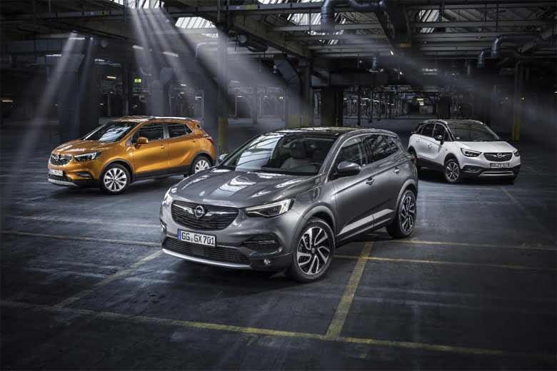 Nova Opel X-gama sa X faktorom