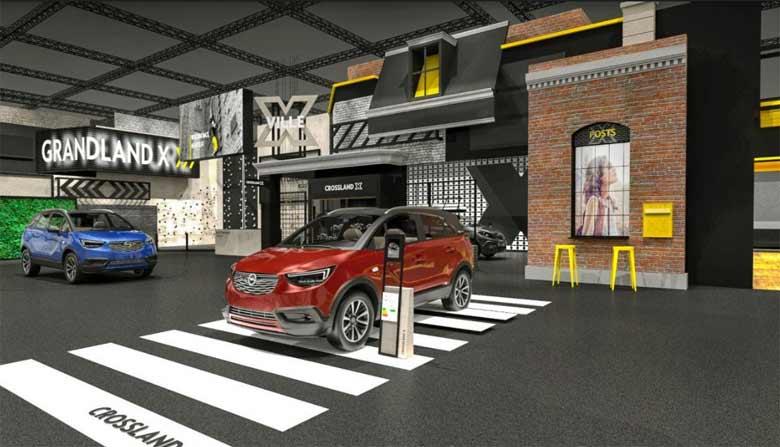 Opel X-Ville