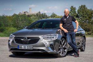 Nova Opel Insignia GSi pokorila Nirburgring
