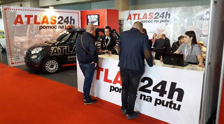 Atlas 24h pomoć na putu