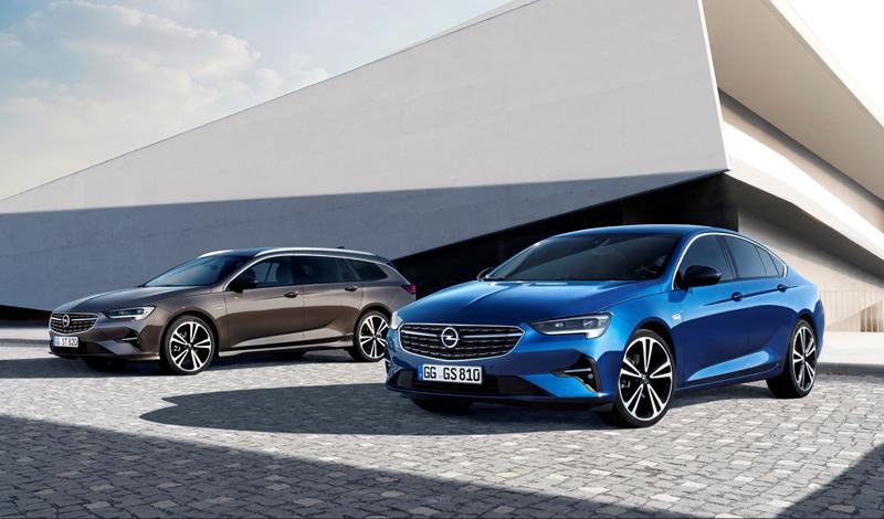 Nova Opel Insignia sija sa najmodernijim IntelliLux LED Pixel svetlima