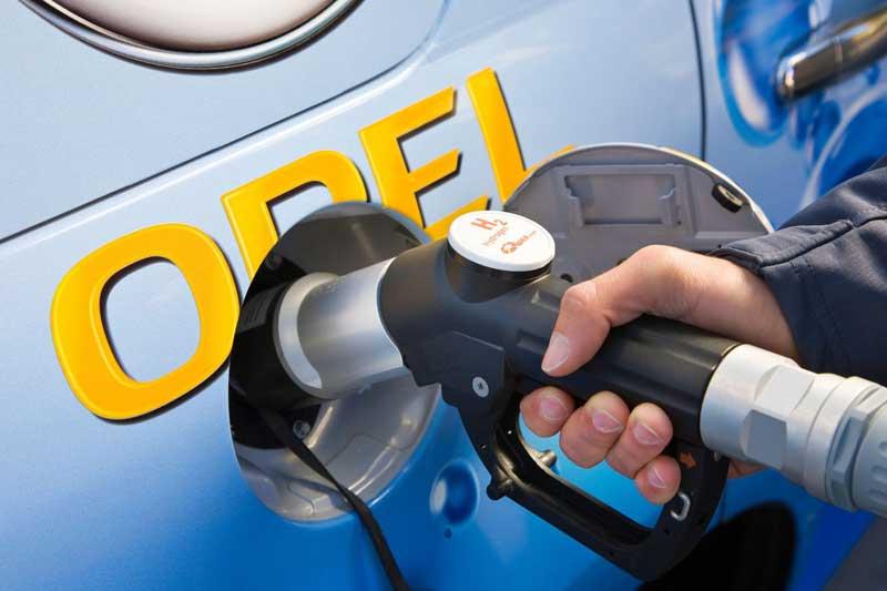 Opel hidrogen auto