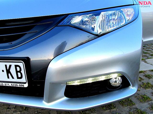 Novi Honda Civic na testu