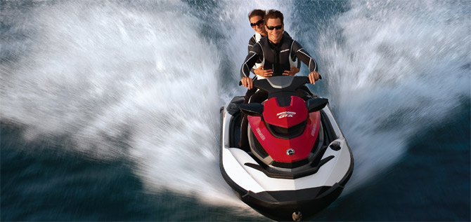 Sea Doo GTX iS 215 za komfor na vodi