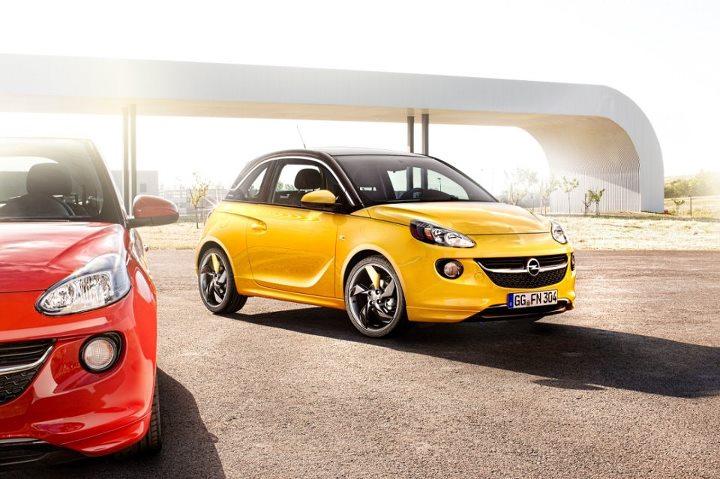 Potpuno novi Opel Adam