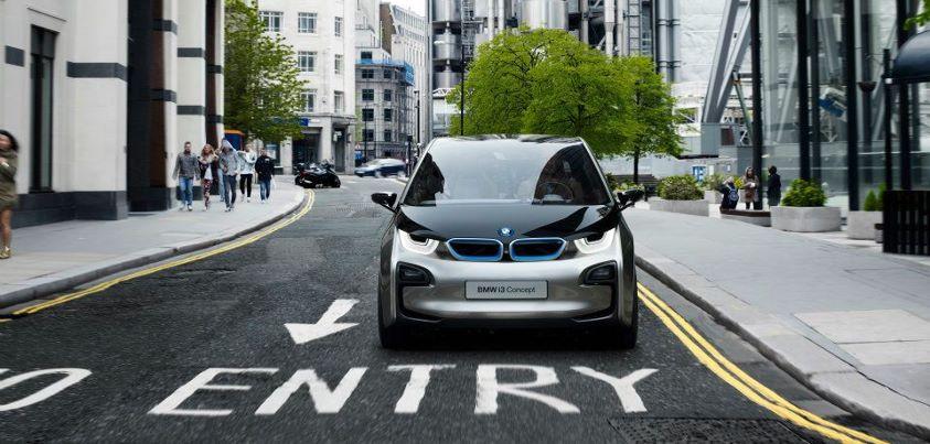 BMW i3 oduševio londonce