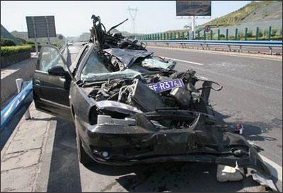 Kineske osiguravajuće kuće beleže gubitke zbog velikog broja saobraćajnih nesreća