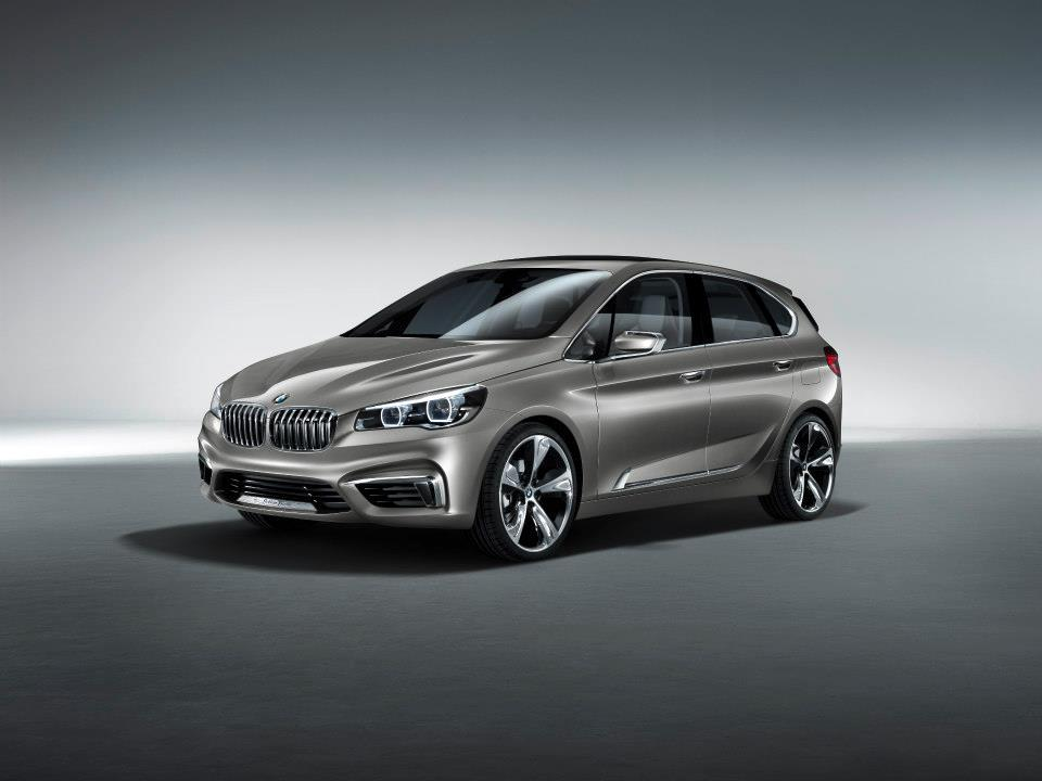 BMW Active Tourer koncept