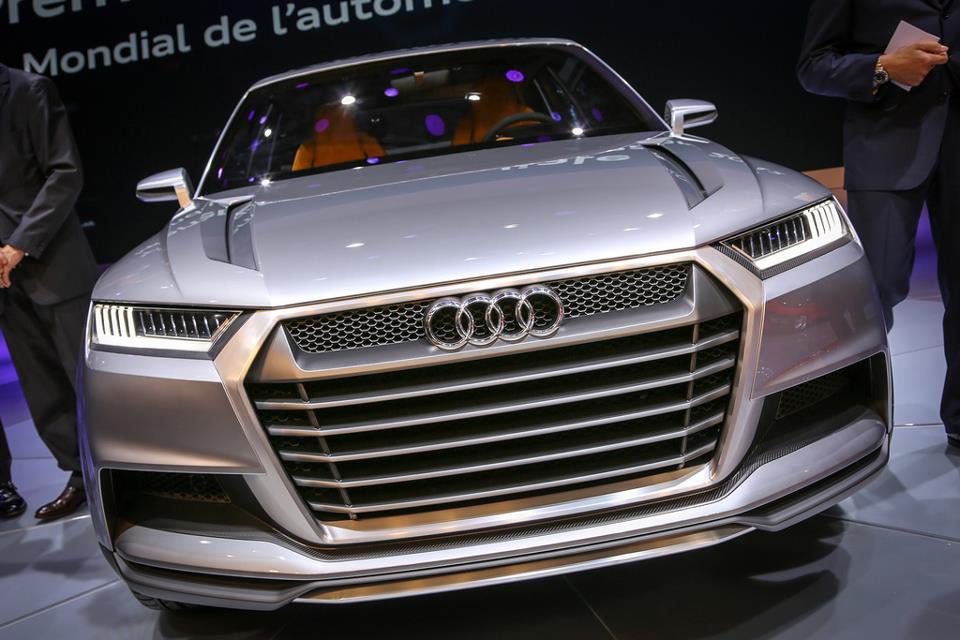 Prve fotografije: Audi Crosslane Coupe Concept!