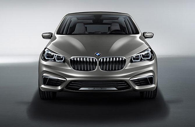 BMW Active Tourer koncept