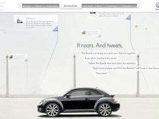 Četiri Webby nagrade za web sajt Volkswagen Buba