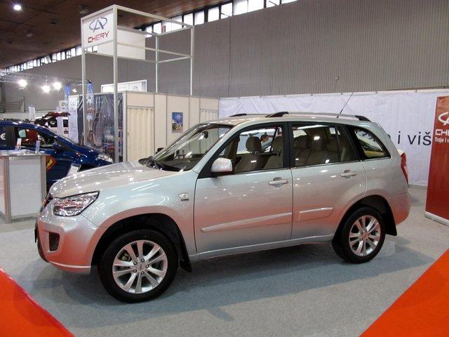 Chery: Dobra prodaja kineskih automobila