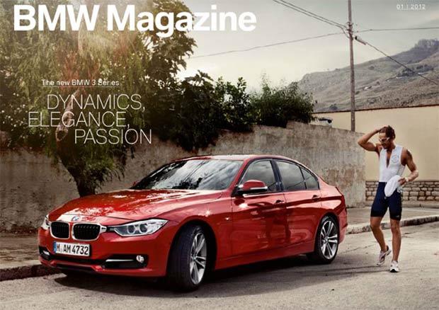 Novo lice BMW Magazina