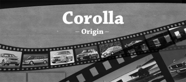 Istorija Toyote Corolle