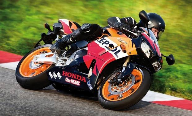 Honda CBR600RR za 2013.