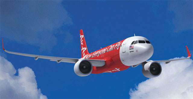 Air Asia kupuje od Airbus-a još 100 aviona A320