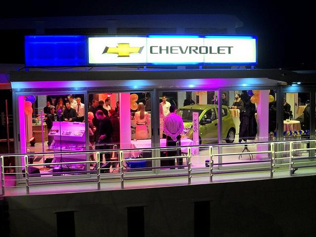GoTa Auto zastupnik Chevroleta u Novom Sadu