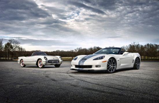 Chevrolet Corvette: 60 godina čuvenog dizajna