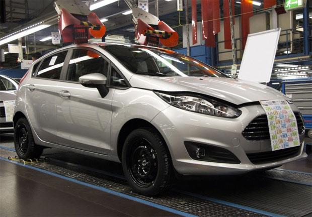 Ford počeo proizvodnju nove Fieste