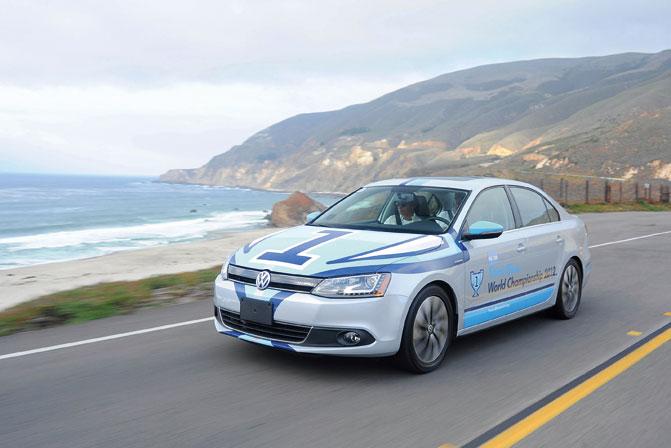 Pobeda za novi model Volkswagen Jetta Hybrid