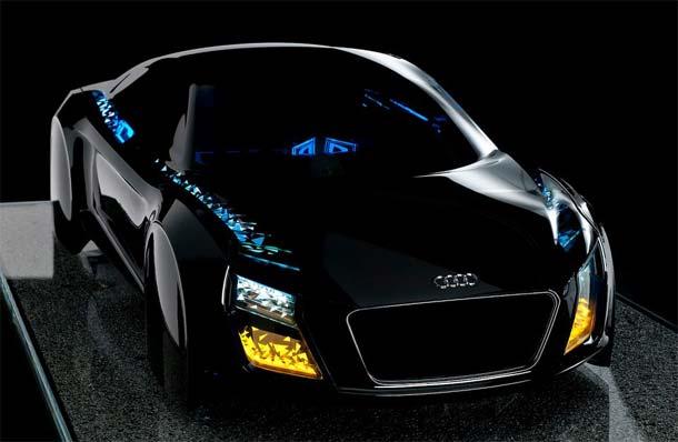 Audi sa autopilotom