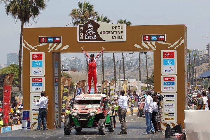 Na Dakar 2013 reliju i POLARIS RZR XP 900