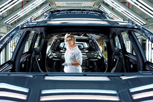 Kia Motors Slovakia tokom 2012. proizvela 292.000 vozila