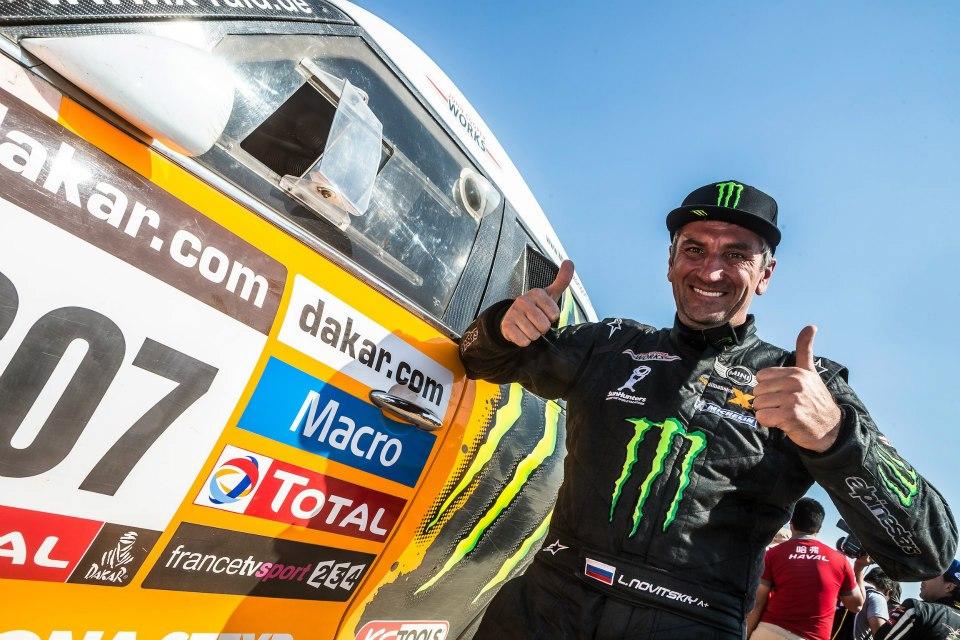 Peterhansel i Despres ponovno pobednici Dakar relija