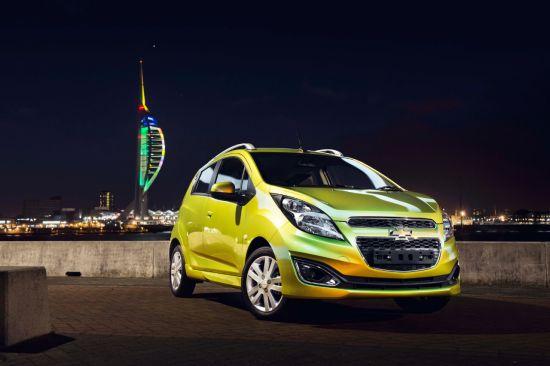 Chevrolet donosi varnicu (Spark) u segment gradskih automobila
