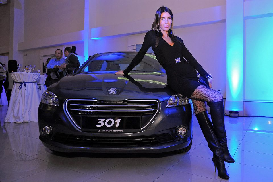 Peugeot 301 stigao na srpsko tržište