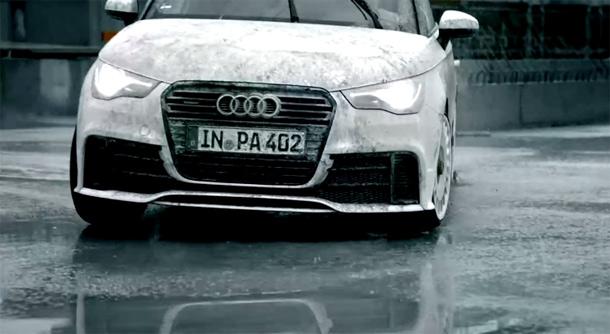 Timo Scheider u vratolomnoj vožnji Audi A1 quattro