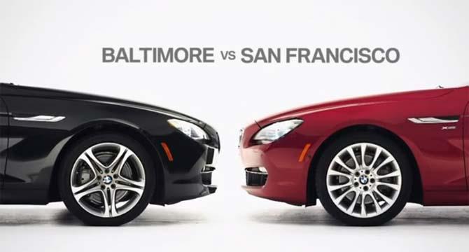BMW reklame na Super Bowl-u