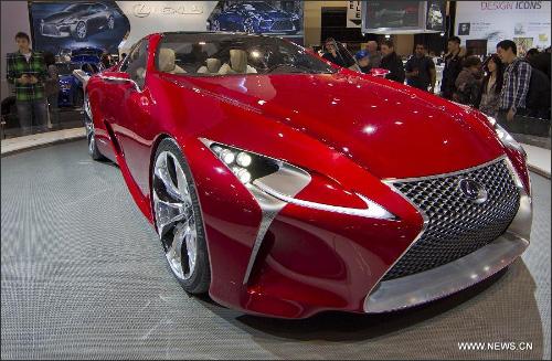 Predstavljena nova vozila na kanadskom Međunarodnom sajmu automobila