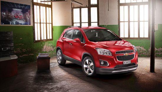 Redizajnirana Chevrolet Captiva SUV debituje u Ženevi