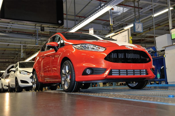 Ford počeo proizvodnju nove Fieste ST