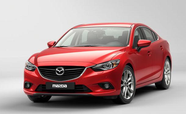 Potpuno nova Mazda6 stigla u Srbiju