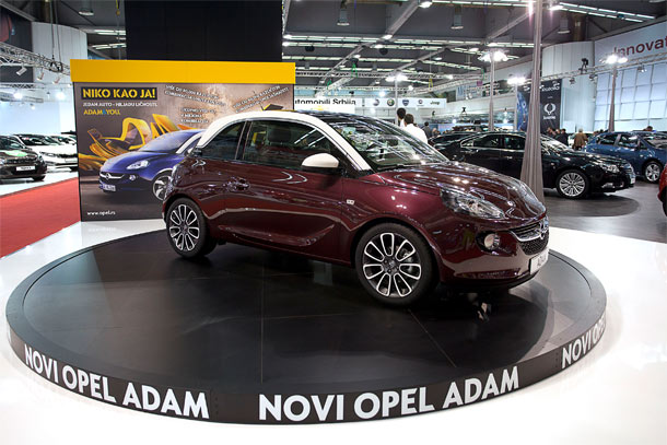 Novi Opel ADAM: Najpersonalizovaniji urbani automobil stigao u Srbiju