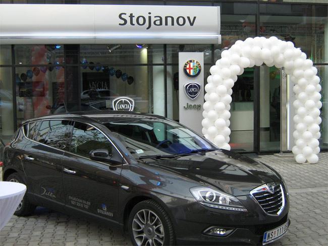 Auto kuća Stojanov otvorila nov izložbeno-prodajni salon za Alfa Romeo, Lancia i Jeep vozila u Novom Sadu