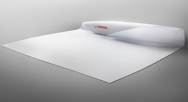 """""""The Wave"""" – novi dizajn Toyotinog sajamskog štanda"""