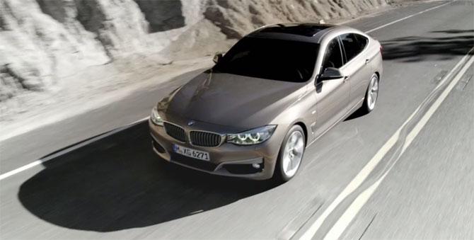 Video: BMW serije 3 GT