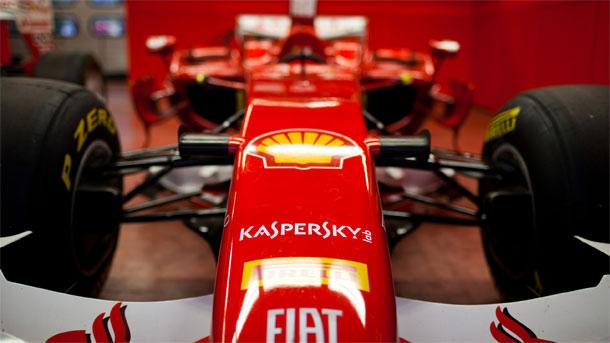 Ferrari Scuderia F1 tim proširuje saradnju sa kompanijom Kaspersky Lab
