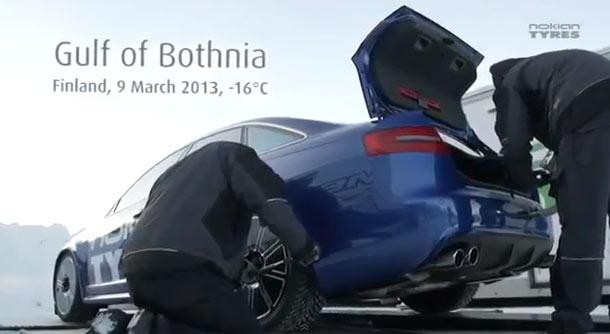 Pogledajte kako je Audi RS6 postavio novi svetski rekord na ledu!