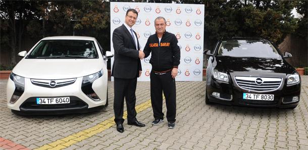 Opel partnerstvo sa fudbalskim klubom Galatasaraj