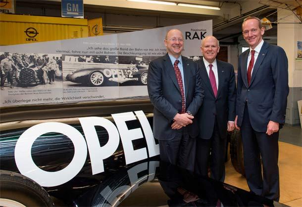 GM će investirati 4 milijarde evra u budućnost Opela do 2016.