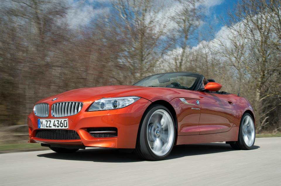 BMW Z4 redefiniše roadster klasu